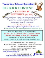 BIG BUCK POSTER PIC 17