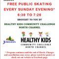 hkcc sunday free skate poster pic