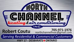 North Channel Heating & air conditioning